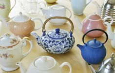 Teapots Are Collectible, Too: Check Here for Pictures and Values: Antique and Vintage Teapots