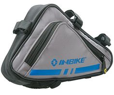 Bike Seat Packs - Inbike Bike Framemount Triangle Bag Wear Resist *** Want to know more, click on the image.