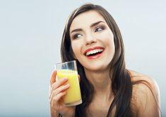 Ananaswasser_trinken