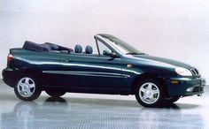 OG | 1997 Deawoo Lanos Cabriolet | Prototype