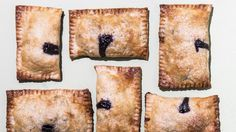Blueberry-Lemon Hand Pies
