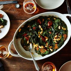 Roasted Sausage, Chard, and Cannellini Beans Recipe on Food52 recipe on Food52