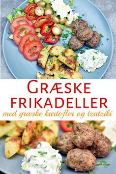 Tzatziki, Tasty, Yummy Food, Egg Rolls, Greek Recipes, Easy Cooking, Food Inspiration, Broccoli, Food Porn