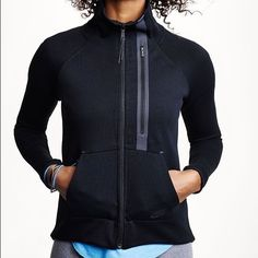 Nike Tech Fleece Moto Cape Jacket The Nike Tech Fleece Moto Women's Cape is made from lightweight fleece with a drop-tail hem for insulated comfort and enhanced coverage.  Women's size Medium.  NEW with tags. Nike Jackets & Coats Capes