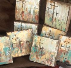 Kristi Hall Designs/ New Blog Post Easter Minis