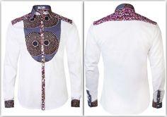 Chemises Pagnifik pour Hommes Ohema Ohene - Pagnifik