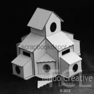 Tando Creative - Multi Birdhouse Kit