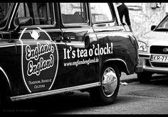 It's Tea O'clock..