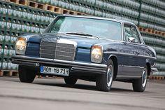 Was für die meisten Klassiker gilt, trifft auch auf das /8-Coupé von Mercedes zu: Das teurere, im Zustand bessere Auto ist auch der bessere Kauf.