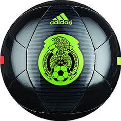3e07b0864ee4 adidas Mexico Glider Soccer Ball - Black