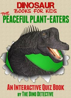 Attention all dinosaur loving kids! Read, play and learn all about some very cool plant-eating dinosaurs in this interactive dinosaur quiz ebook. For more information visit: http://booksbybarry.info/