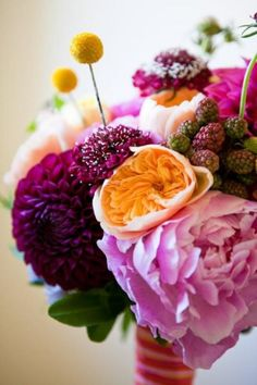 Bouquet/Flower > Boquets #857156 - Weddbook