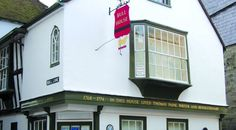 Thomas Paine's Bull House - Tom Paine's printing press - lewes 21 mins