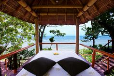Namale Resort & Spa - a room with a view!