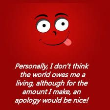 awesome favorite funny quotes apology