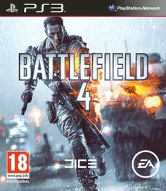 Battlefield 4 PS3 UK * Check this awesome product by going to the link at the image.