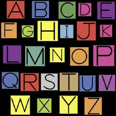 Alphabet Videos Download