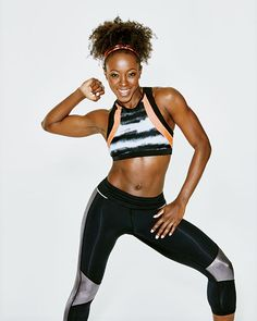 This Next Fitness Star Finalist Can Get Anybody Movin' and Groovin'