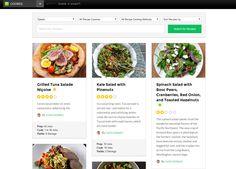 nice Cooked - ein empfehlenswertes Wordpress Plugin für Rezepte Grilled Tuna, Nicoise, Recipe Search, Spinach Salad, Wordpress Plugins, Allrecipes, Pear, Grilling, Cooking