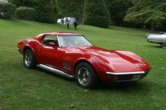 Corvette Stingray 1969