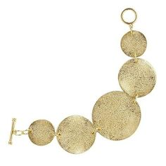 Lush fashion bracelet Rever. $20.00. Bracelet Dimension: 8.8 inches. Gold Plated. Lead free and Bronze alloy