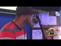 Entrevista al Artista  BCA  en la Cabina de Fabulosa Estéreo 100.5 FM por Martin Pincay Dj y Presentador de Reggae Live Fabulosa
