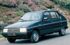 "Citroën Visa ""Platine"" '1983–84"