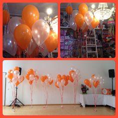 Oranje - Hochzeit