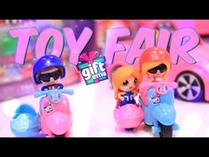 Unbox Daily:  New Gift'ems FIRST LOOK Review - Toy Fair 2017 - 4K - YouTube