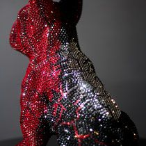 French Bruno by J. Swarovski, Glamour, French, Crystals, Art Sculptures, French People, French Language, France, Crystal