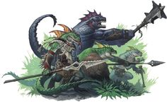 Top Five Monsters in the Vault | Castles & Cooks