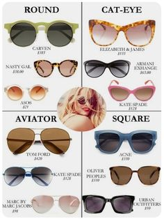 24aeca4f80527 28 best sunglasses images | Round faces, Eyeglasses, Eyewear