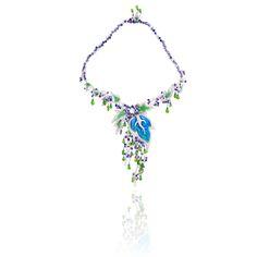 Ivy Collier/Necklace. #Colliers #Necklaces #Juwelen #Jewelry #LillyZeligman www.lillyzeligman.com