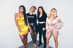 "Fifth Harmony release music video for new single 'Angel'. Fifth Harmony have released a new music video for their latest single ""Angel"" from their upcoming self-tiled third studio album. Ally Brooke, Simon Cowell, Fifth Harmony, Its Goin Down, Nick Jonas Smile, Big Songs, Jane Hansen, Musica Pop, Camila Cabello"