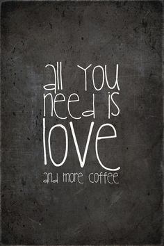 All you need is love and some gourmet coffee from GiveOnlyTheBest.com.