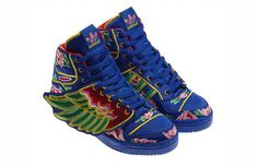Eason chan x adidasoriginals by jeremy scott 2013