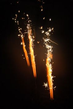 Champagne bottle sparklers are always kicks up a crowd!  Easy to use - a great display of sparks!  @BuySparklers.com Bottle Sparklers, Small Fountains, Spice Things Up, Crowd, Champagne, Kicks, Display, Easy, Products