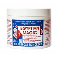 Egyptian Magic works wonders! Packs in the moisture and leaves skin smooth {click to buy}