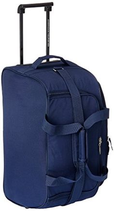 Buy  10  American Tourister Polyester Blue Travel Duffle (11W (0) 01 f06a3df6698d2