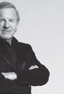 Colm Wilkinson--from Valjean to M. Myriel! I loved that little surprise!