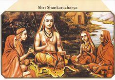 adi Shankara.