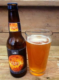 Second in the Planet Series from Bell's Brewery, Venus: The Bringer of Peace. A Blonde Ale quite unlike any other Blonde you'll ever taste. The color is dark golden with a minimal head. The taste is sweet, cloying, with a touch of the cardamon coming through. 3.5 stars out of 5