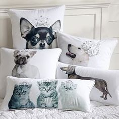 how about a picture of your pet on a pillow