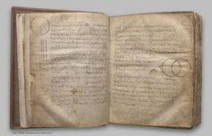 Euclid's Elementa. Byzantine, 888