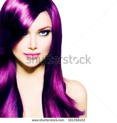 stock-photo-beautiful-girl-with-healthy-long-purple-hair-and-blue-eyes-beauty-model-woman-with-professional-161358452.jpg (446×470)