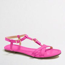 patent edin sandals / j.crew factory. Maybe a different color....