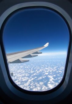 For looking through a window project: I like the idea of the plane window. I think this pictures good for the window and wing, but not sure what the background should be yet.
