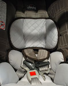 How to put the Chicco Keyfit Infant Car Seat back together after ...