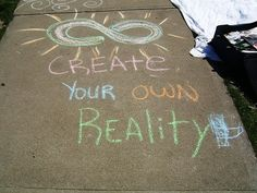 Create your own reality  #loa #lawofattraction #createreality   http://badassbutton.com/intuitioncoalition