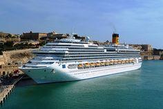 H Costa Cruises σαλπάρει και από τον Πειραιά!!!
